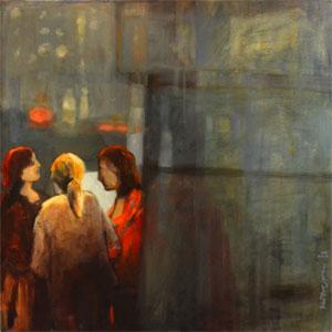 Mio Kupka - Malerei