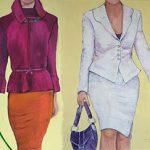 Sommerausstellung – Kunst und Mode bei Rosa Ronstedt